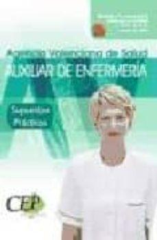Eldeportedealbacete.es Oposiciones Auxiliar De Enfermeria Agencia Valenciana De Salud. S Upuestos Practicos Image