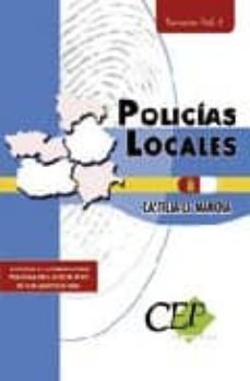 Javiercoterillo.es Temario Vol. Ii.oposiciones Policias Locales De Castilla-la Manch A Image