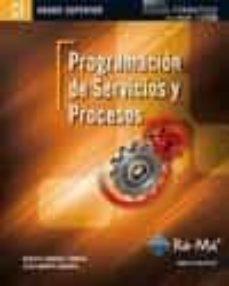 programación de servicios y procesos (grado superior)-alberto sanchez campos-9788499642406