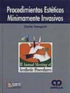 Descargas de libros electrónicos gratis para el iPhone 4 PROCEDIMIENTOS ESTETICOS MINIMAMENTE INVASIVOS. II ANNUAL MEETING (Literatura española) 9789588328706 MOBI FB2