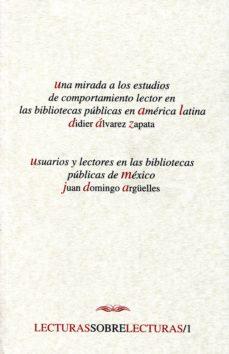 Emprende2020.es Una Mirada A Los Estudios De Comportamiento Lector En Las Bibliot Ecas Publicas En America Latina; Usuarios Y Lectores En Las Bibliotecas Publicas De Mexico Image