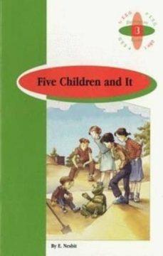 five children and it (1º eso)-e. nesbit-9789963473106