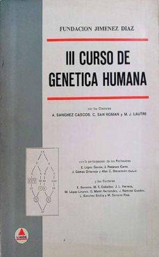 Inmaswan.es Iii Curso De Genética Humana Image