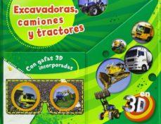 Titantitan.mx Excavadoras, Camiones Y Tractores (Con Gafas 3d) Image