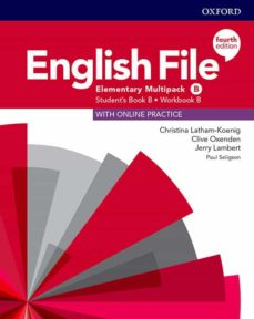 Descargar ENGLISH FILE ELEMENTARY MULTIPACK B STUDENT BOOK/WORKBOOK 4TH ED. gratis pdf - leer online