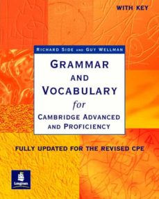 Descargar GRAMMAR AND VOCABULARY FOR CAMBRIDGE ADVANCED AND PROFICIENCY gratis pdf - leer online