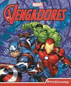Titantitan.mx Los Vengadores Marvel, Busca Y Encuentra Image