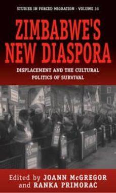 zimbabwe's new diaspora (ebook)-9781845458416