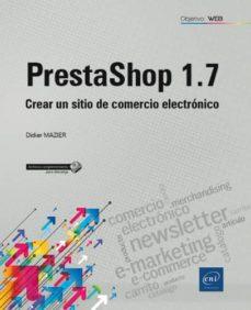 Chapultepecuno.mx Prestashop 1.7: Crear Un Sitio De Comercio Electronico Image