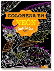 Descarga gratuita de libros de texto pdf. FANTASIA - COLOREAR EN NEON (Spanish Edition) 9783625006916 de  CHM