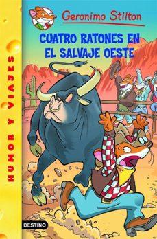 Descargar GS 27 : CUATRO RATONES EN EL SALVAJE OESTE gratis pdf - leer online
