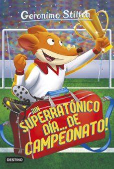 Descargar GS 35 :¡UN SUPERRATONICO DIA DE CAMPEONATO! gratis pdf - leer online