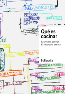 Descargas gratuitas de libros de texto de audio QUE ES COCINAR: LA ACCION: COCINAR. EL RESULTADO: COCINA BULLIPEDIA 9788409126316 (Spanish Edition) de