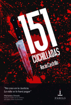 Descargar ebooks a ipod gratis 151 CUCHILLADAS  (Spanish Edition) de ROCIO CASTRILLO 9788412005516