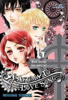 akuma to love song nº 6-tomori miyoshi-9788415922216