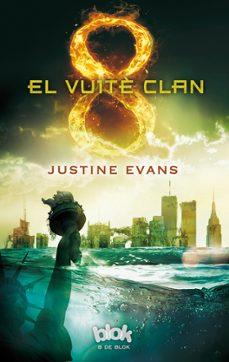 el vuite clan-justine evans-9788416075416