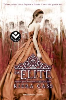 Amazon kindle descargar libros uk LA ELITE de KIERA CASS 9788416240616