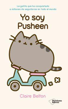 yo soy pusheen-claire belton-9788416429516