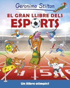Ironbikepuglia.it Geronimo Stilton. El Gran Llibre Dels Esports Image