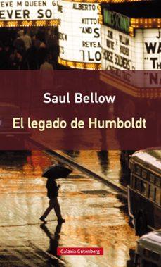 Descarga gratuita de libros de epub EL LEGADO DE HUMBOLDT in Spanish 9788416734016