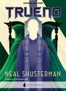 TRUENO | NEAL SHUSTERMAN | Comprar libro 9788417834616