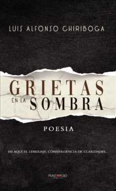 Descarga gratuita de libros epub para android GRIETAS EN LA SOMBRA 9788418074516 de LUIS ALONSO CHIRIBOGA IZQUIERDO  (Literatura española)