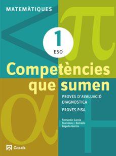 competències que sumen matemàtiques 1 eso ed 2013 cataluña/balea rs-9788421853016