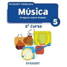 Ojpa.es Musica Proyecto Andola (Cd-rom) (5º Primaria) Image