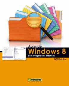 aprender windows 8 con 100 ejercicios prácticos (ebook)-9788426720016