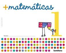 cuaderno de matematicas 1 (educacion infantil)-9788429407716