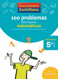 5 vacaciones matematicas (educacion primaria)-9788429408416
