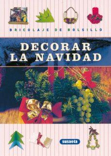 decorar la navidad-9788430536016