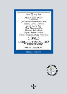 derecho financiero y tributario (ebook)-isaac (dir.) merino jara-9788430975716