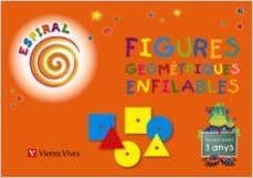 Garumclubgourmet.es Capsa Figures Geomètriques Enfilables. 3 Anysinfantilcat Image