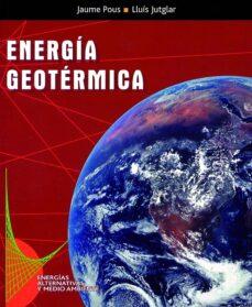 Descargar ENERGIA GEOTERMICA gratis pdf - leer online