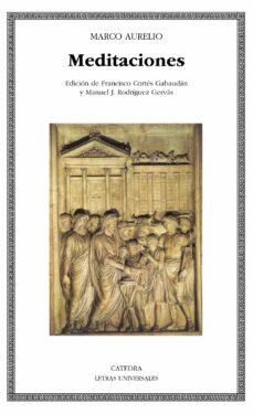 meditaciones-emperador de roma marco aurelio-9788437619316