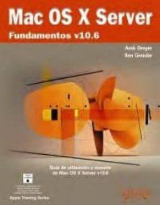 Iguanabus.es Mac Os X Server. Fundamentos V10.6 Image