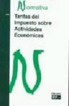Viamistica.es Tarifas Del Impuesto Sobre Actividades Economicas: Normativa 2008 Image