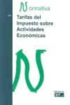 Debatecd.mx Tarifas Del Impuesto Sobre Actividades Economicas. Normativa 2011 Image