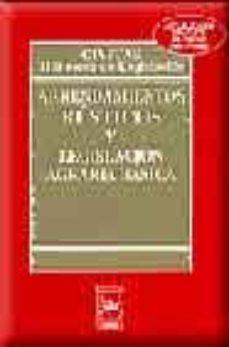 Emprende2020.es Arrendamientos Rusticos Y Legislacion Agraria Basica (Ed. 2002) Image