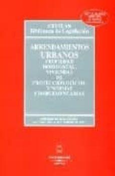 Encuentroelemadrid.es Arrendamientos Urbanos, Propiedad (29ª Ed.) Image