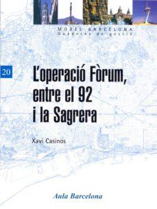 Cronouno.es L Operacio Forum: Entre El 92 I La Sagrera Image