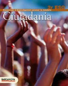 Javiercoterillo.es Ciutadania Eso. Llibre De L Alumne Educación Secundaria Obligatoria - Segundo Ciclo - 3º Image