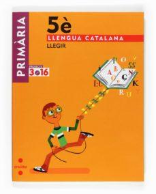Geekmag.es Llengua Catalanallegir Projecte 3.16 5º Primaria Image