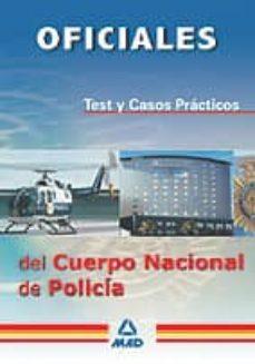 Titantitan.mx Oficiales Del Cuerpo Nacional De Policia : Test Y Casos Practicos Image