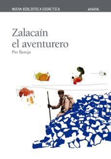 Google ebook descargador gratuito ZALACAIN EL AVENTURERO (Literatura española)
