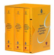 nueva gramatica de la lengua española: fonetica y fonologia: morf ologia: sintaxis (inclye dvd y estuche)-9788467000016