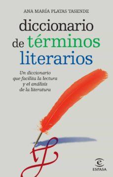 Mrnice.mx Diccionario De Terminos Literarios Image