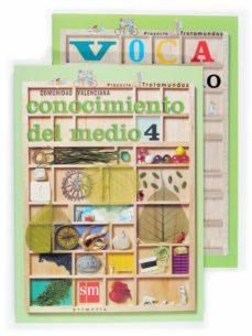 Chapultepecuno.mx Trotamundos: Conocimiento Del Medio (Valencia) (4º Educacion Prim Aria) Image