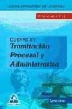 Titantitan.mx Cuerpo De Tramitacion Procesal Y Administrativa (Turno Libre) De La Administracion De Justicia Temario Volumen Ii Image